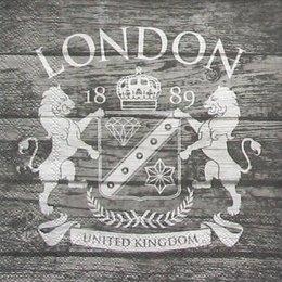 4914. Герб Лондона.