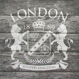 4914. Герб Лондона. 5 шт., 23 руб/шт