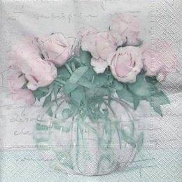 4945. Розы в банке. 10 шт., 29 руб/шт