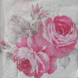 12830. Розы на письменах
