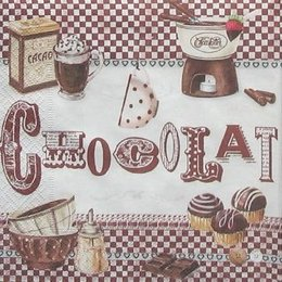 8444. Chocolat. 20 шт., 12 руб/шт