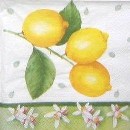8665. Сочный лимон