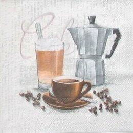 12860. Чашка кофе на старом фоне.