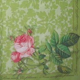 8781. Соцветие роз на зеленом. 20 шт., 8 руб/шт