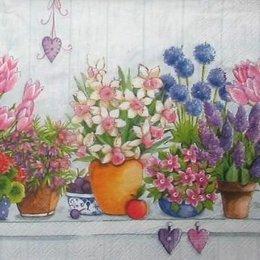 8895. Цветочный базар