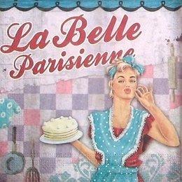 9061. La belle parisienne. 10 шт., 9 руб/шт