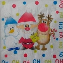 9502. Дед мороз с друзьями
