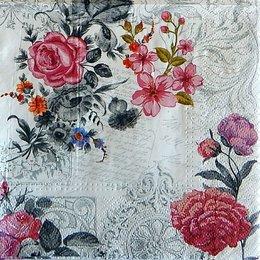 12896. Букеты цветов