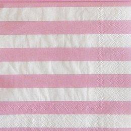 9881. Розовые полосы. 10 шт., 6,5 руб/шт