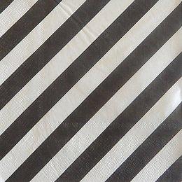 9882. Черные полосы. 20 шт., 5 руб/шт