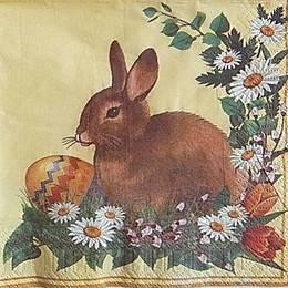 9925. Пасхальный кролик. 10 шт., 8 руб/шт