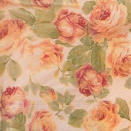 9941. Чайные розы. 5 шт., 16 руб/шт