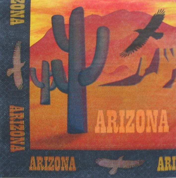 434. Аризона