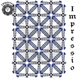 13158. Декупажная карта  Impressio, плотность 45 г/м2