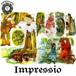 13309. Декупажная карта  Impressio, плотность 45 г/м2