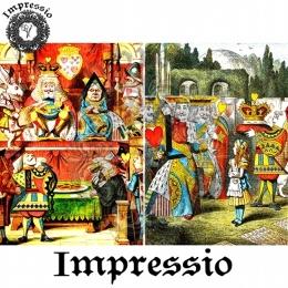 13316. Декупажная карта  Impressio, плотность 45 г/м2