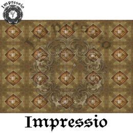 13869. Декупажная карта  Impressio, плотность 45 г/м2
