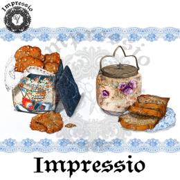 13940. Декупажная карта  Impressio, плотность 45 г/м2