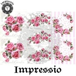 14043. Декупажная карта  Impressio, плотность 45 г/м2