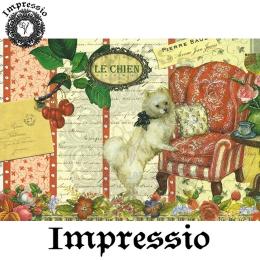 14281. Декупажная карта  Impressio, плотность 45 г/м2
