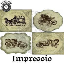 14469. Декупажная карта  Impressio, плотность 45 г/м2
