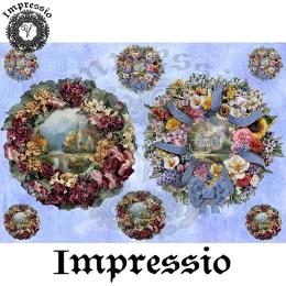 14517. Декупажная карта  Impressio, плотность 45 г/м2