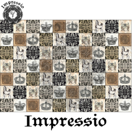 14555. Декупажная карта  Impressio, плотность 45 г/м2
