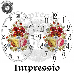 14633. Декупажная карта  Impressio, плотность 45 г/м2