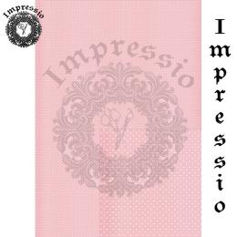 14773. Декупажная карта  Impressio, плотность 45 г/м2