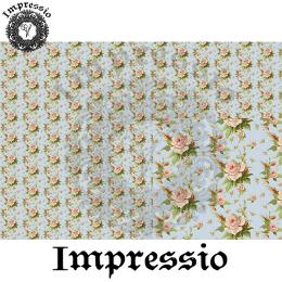 14870. Декупажная карта  Impressio, плотность 45 г/м2