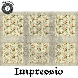 14875. Декупажная карта  Impressio, плотность 45 г/м2