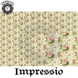 14876. Декупажная карта  Impressio, плотность 45 г/м2