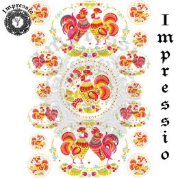 15014. Декупажная карта Impressio, плотность 45 г/м2