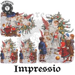 15049. Декупажная карта Impressio, плотность 45 г/м2