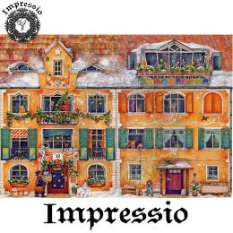 15084. Декупажная карта Impressio, плотность 45 г/м2