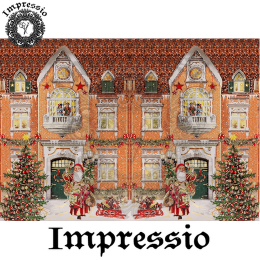 15086. Декупажная карта Impressio, плотность 45 г/м2