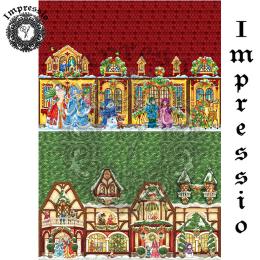15092. Декупажная карта Impressio, плотность 45 г/м2