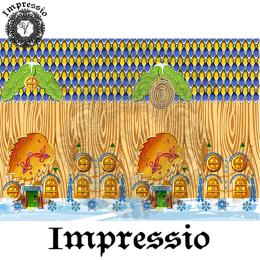 15100. Декупажная карта Impressio, плотность 45 г/м2