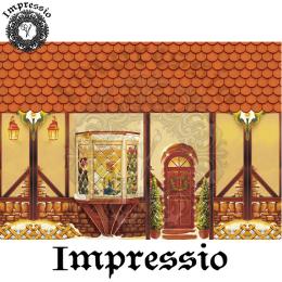 15108. Декупажная карта Impressio, плотность 45 г/м2