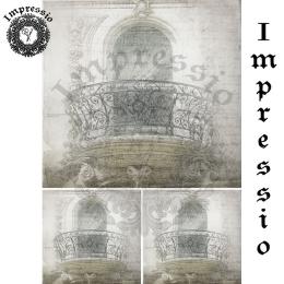 15136. Декупажная карта Impressio, плотность 45 г/м2