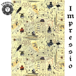 15143. Декупажная карта Impressio, плотность 45 г/м2