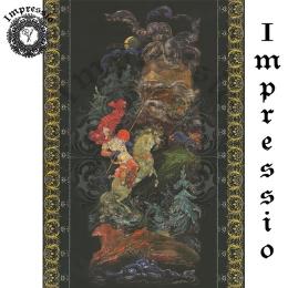15155. Декупажная карта Impressio, плотность 45 г/м2