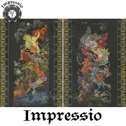 15159. Декупажная карта Impressio, плотность 45 г/м2