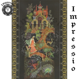 15164. Декупажная карта Impressio, плотность 45 г/м2