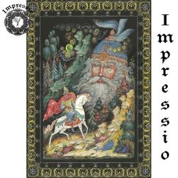 15166. Декупажная карта Impressio, плотность 45 г/м2