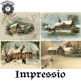 15173. Декупажная карта Impressio, плотность 45 г/м2