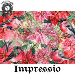 15180. Декупажная карта Impressio, плотность 45 г/м2