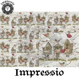 15191. Декупажная карта Impressio, плотность 45 г/м2