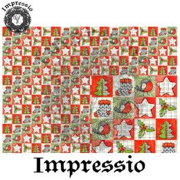 15192. Декупажная карта Impressio, плотность 45 г/м2