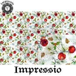 15196. Декупажная карта Impressio, плотность 45 г/м2